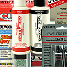 Adhesives / Resins