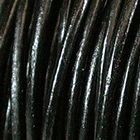 2MM Black Indian Leather Cord